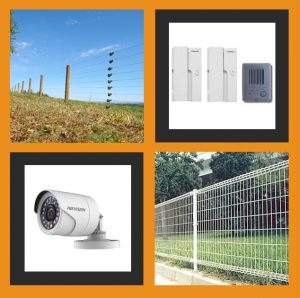FENCING • GATES • AUTOMATION • CCTV • BUILDING MANAGEMENT SYSTEM • ACCESS CONTROL • TIME & ATTENDANCE • NETWORK CABELING